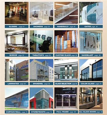 2015 ARCHITECTURAL GLASS AND METAL SYSTEMS CATALOG
