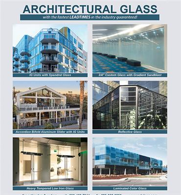 2018 Architectural Glass and Metal Catalog