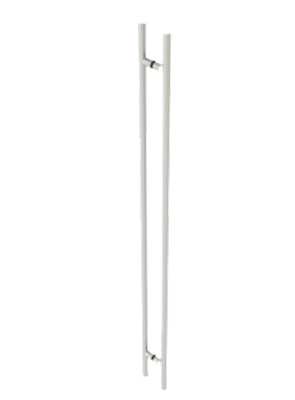 "72"" OAD / 60"" CTC LADDER PULL CLR ANOD"