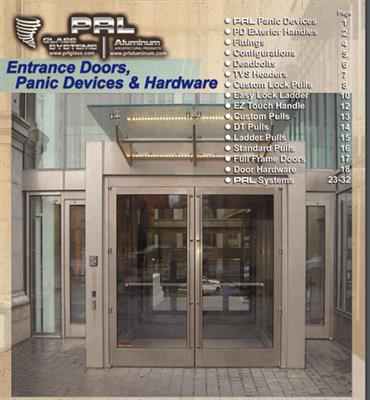 GLASS DOOR PANIC CATALOG